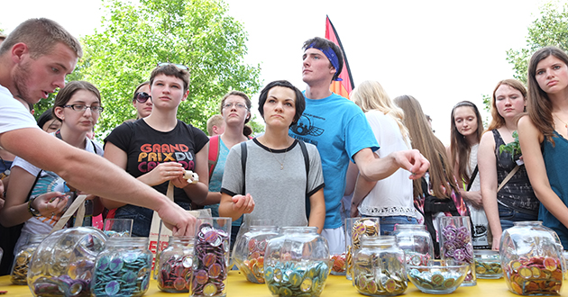 2014 Student Involvement Fair