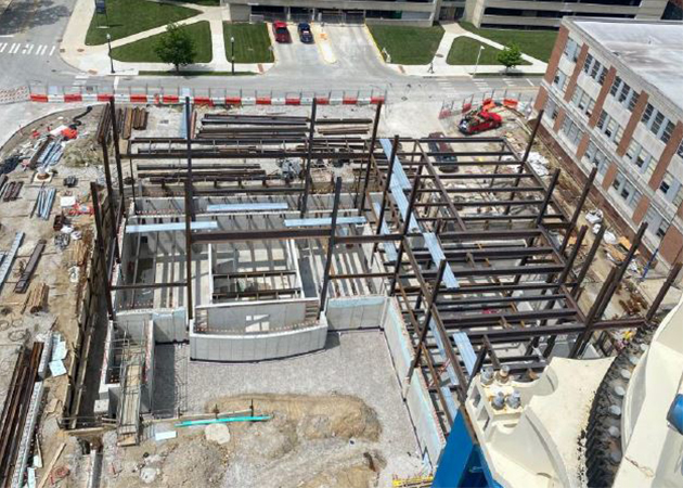 June 11 Construction Update