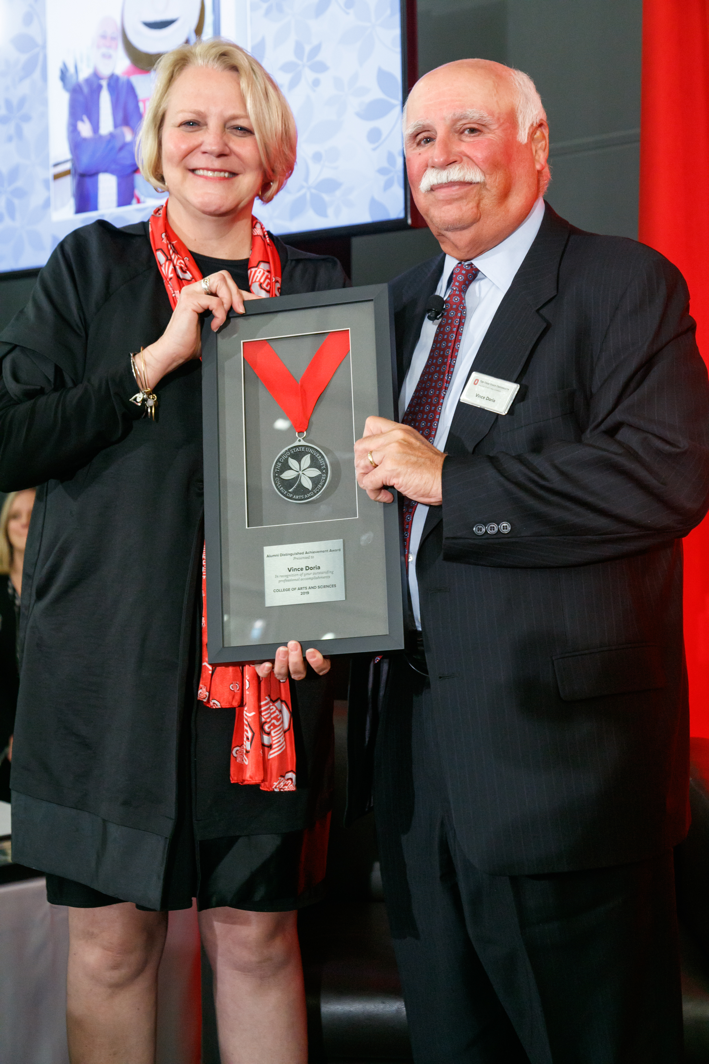 Vince Doria   Distinguished Alumni Achievement Award