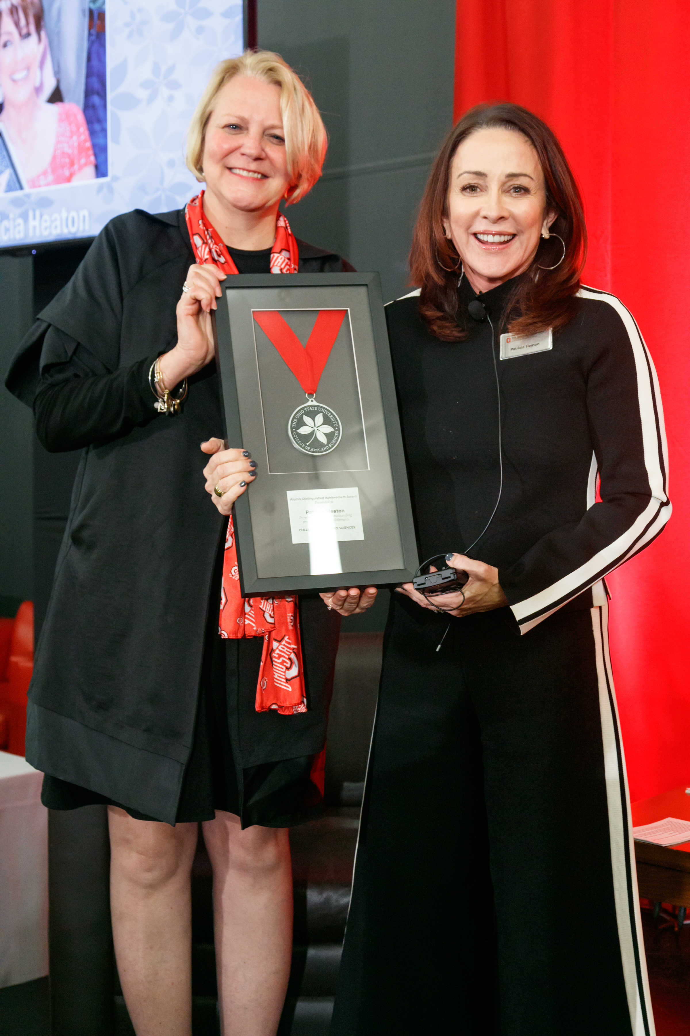 Patricia Heaton | Distinguished Alumni Achievement Award