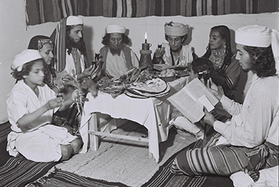 Yemenite Habani Family