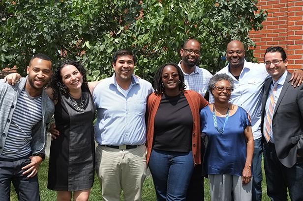 CJRC group photo