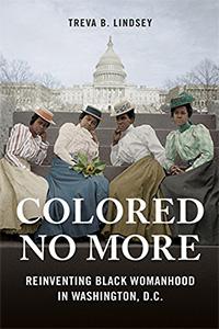 Colored No More book cover