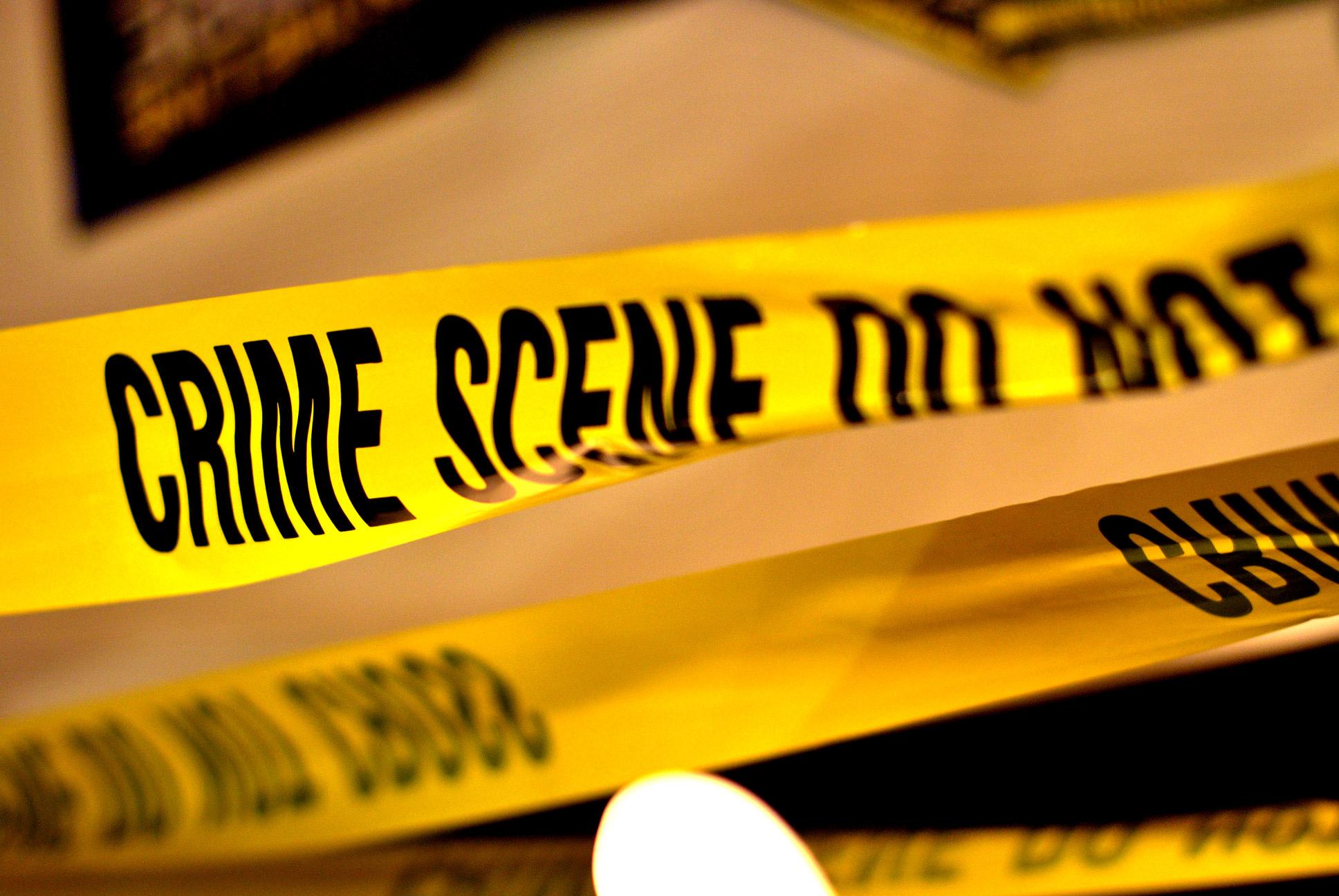 Crime Scene image