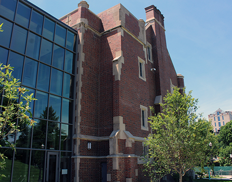 Pomerene Hall
