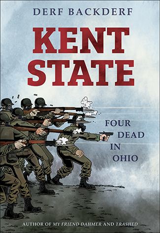 "Cover of ""Kent State: Four Dead in Ohio"""