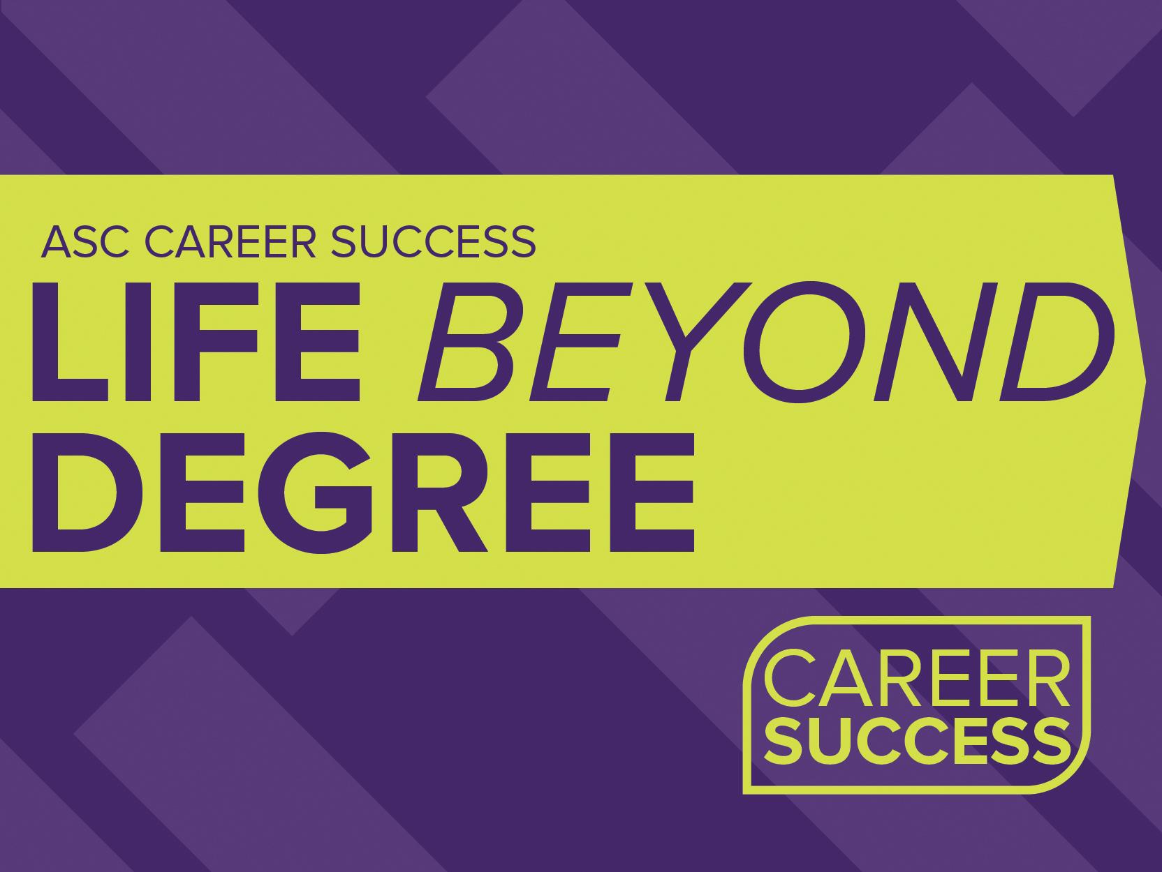 Life Beyond Degree Logo