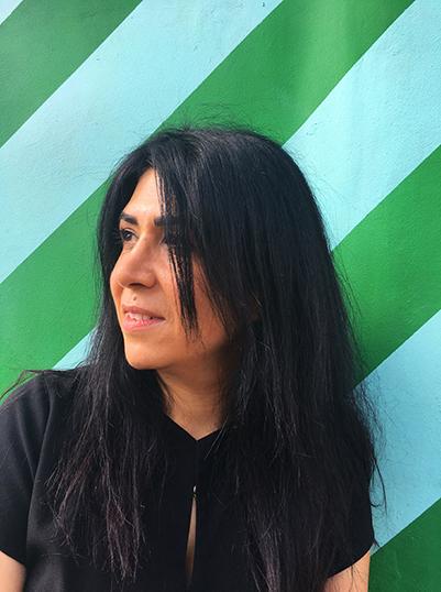 Nushin Arbabzadah headshot