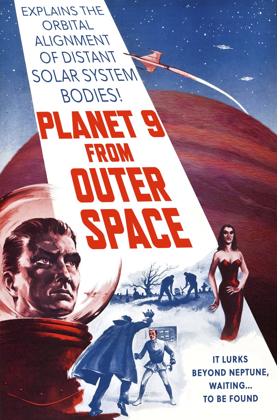 Planet 9 poster