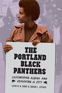 Portland Black Panthers book cover