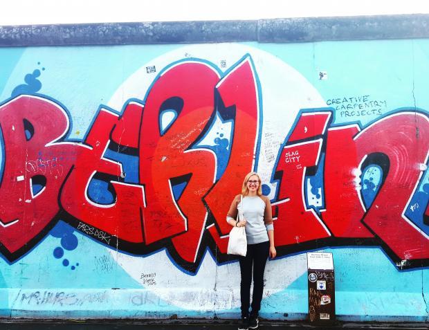 Martin in Berlin