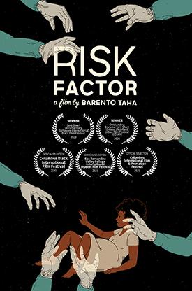 """Risk Factor"" poster"