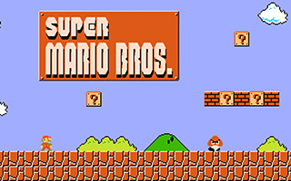 Super Mario Bros. gameplay