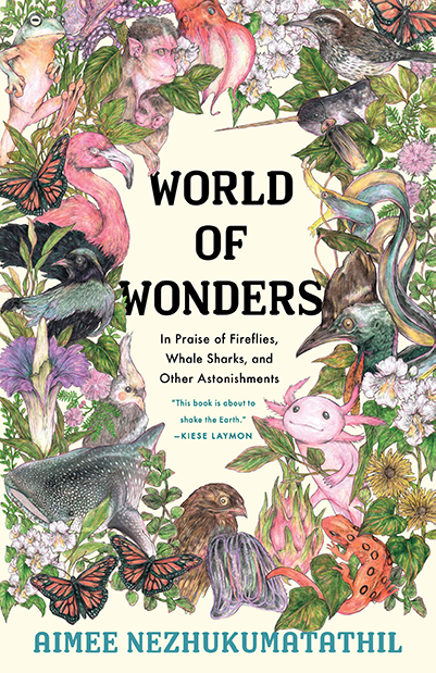 World of Wonders book cover