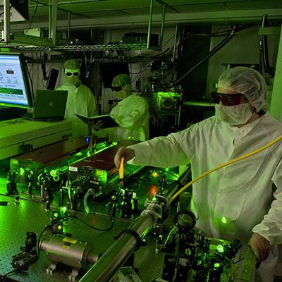SCARLET Laser Lab