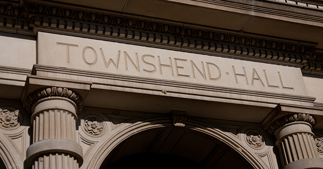 Townshend Hall