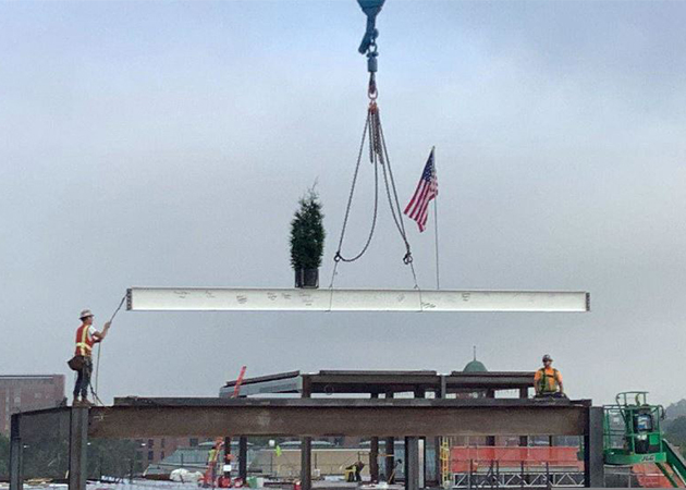 Topping Off Ceremony 2
