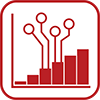 Technology, Data and Analytics icon