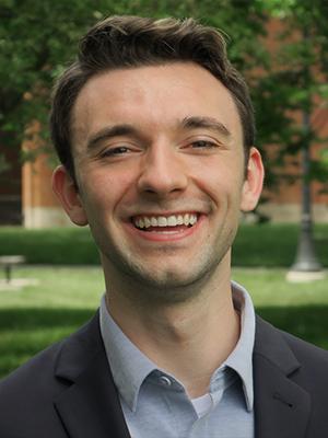 Andrew Perz, Office Associate
