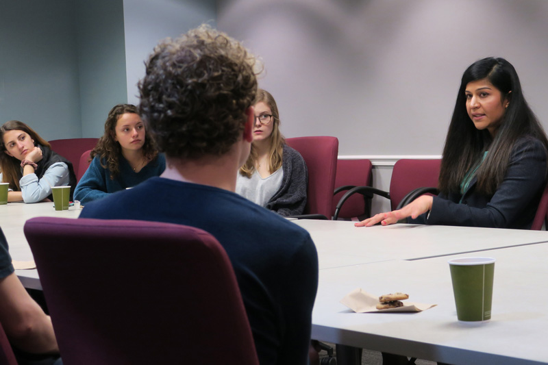 Career Success - Coffee Chat