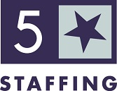 Event Sponsor - 5 Star Staffing logo