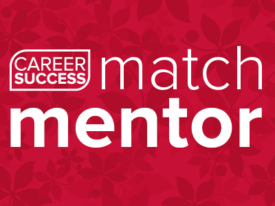 Career Success - Match Mentor program
