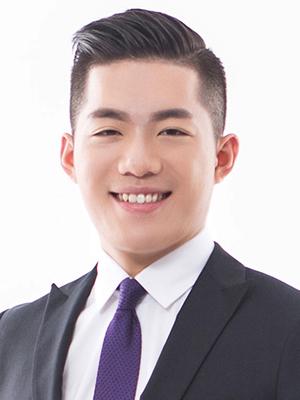 Peer Career Coach, Justin Tong