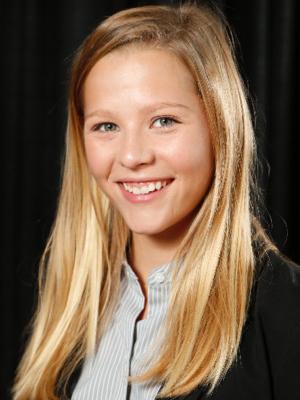 Lead Marketing Student, Olivia Van Bokkelen