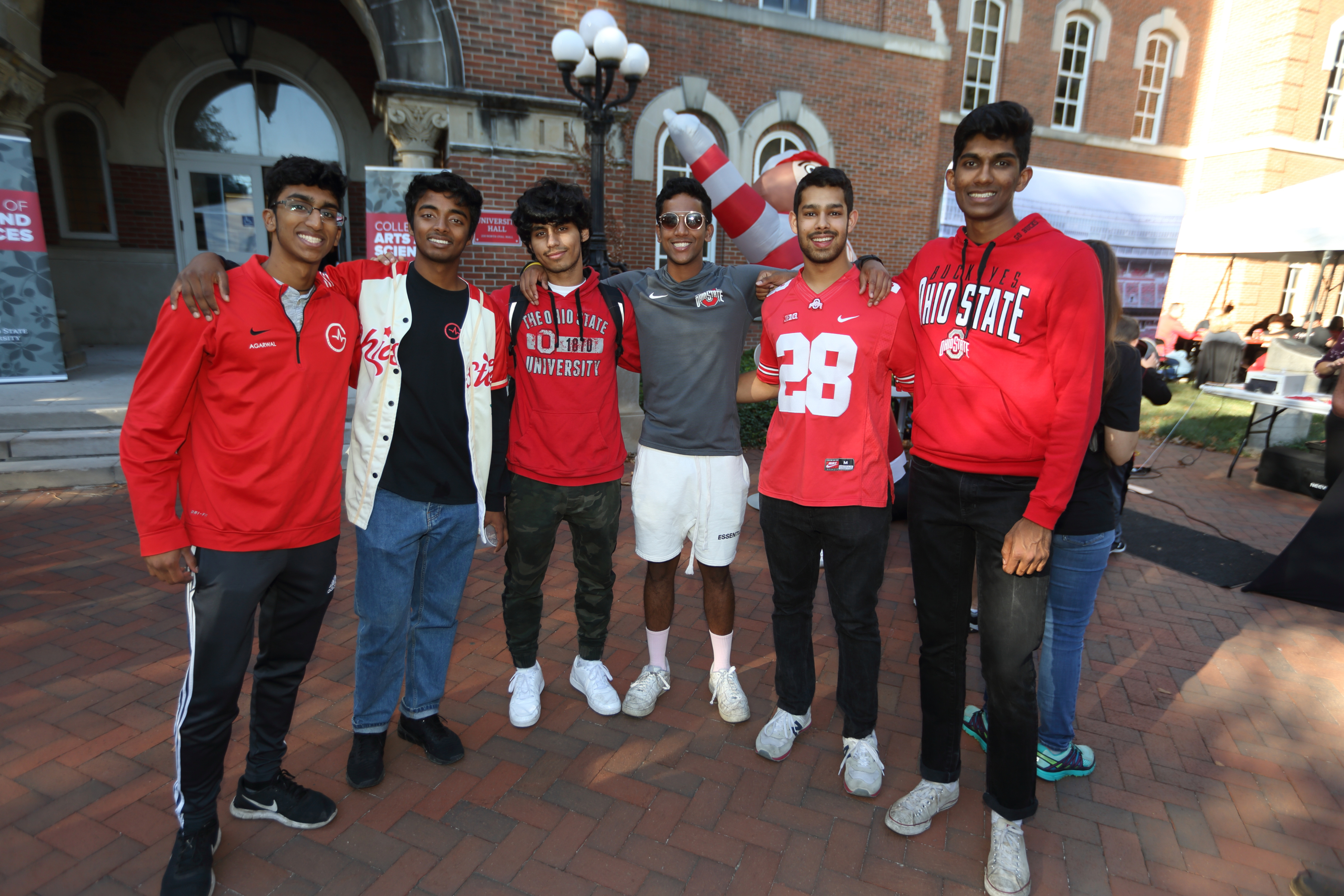 Arts and Sciences Homecoming Tailgate, October 5, 2019
