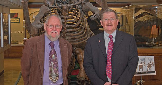 Dale Gnidovec and Bill Ausich.
