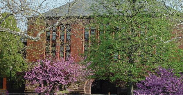 Hayes Hall.