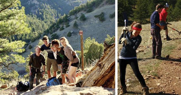 OSU Mountaineers Club.