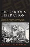 Precarious Liberations bookcover.