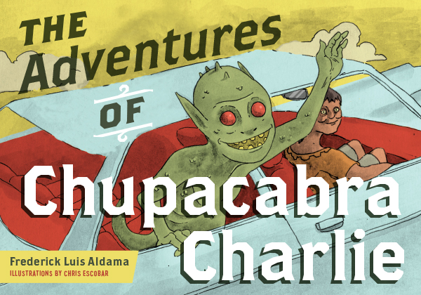 Chupacabra Charlie cover page