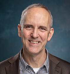 portrait of David Horn, interim executive dean of the Ohio State College of Arts and Sciences