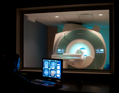 Center for Cognitive and Behavioral Brain Imaging (CCBBI)