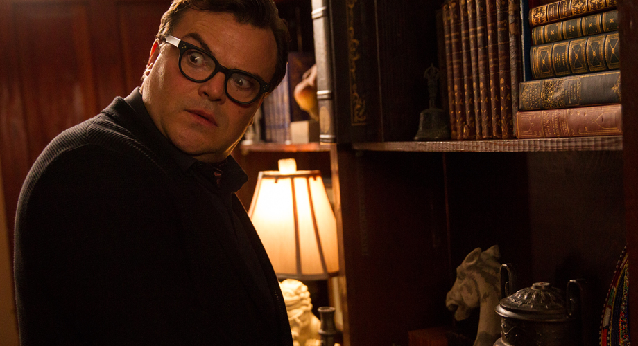Official Goosebumps Trailer, courtesy of Sony Pictures Entertainment