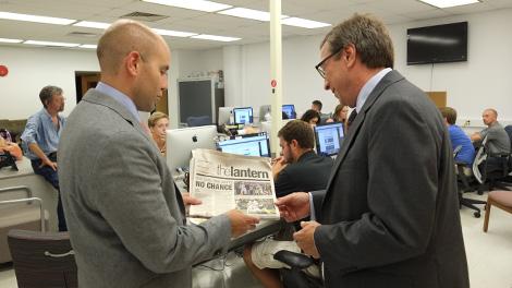 Lantern Newsroom