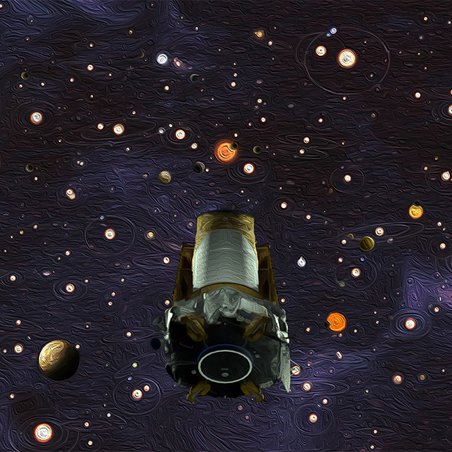 After nine years in deep space collecting data that revealed our night sky to be filled with billions of hidden planets — more planets even than stars — NASA's recently retired Kepler space telescope leaves a legacy of thousands of planet discoveries.
