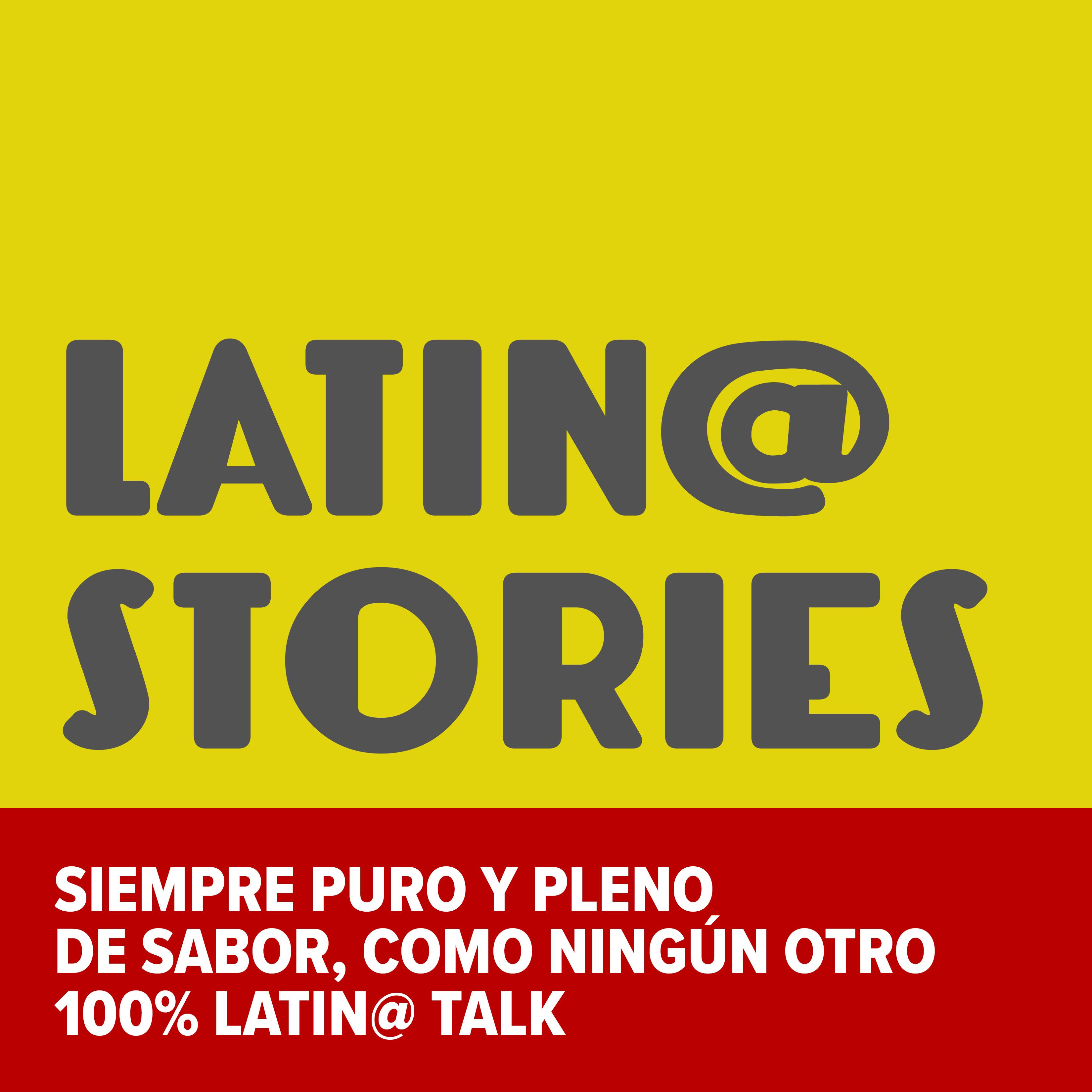 Latin@ Stories logo