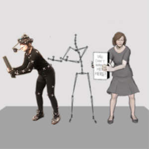 Tori Campbell Designing for Expressive Character Performance in Virtual Reality