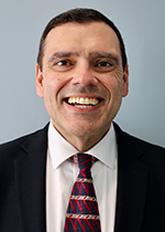 headshot of Michael Neblo, director of IDEA