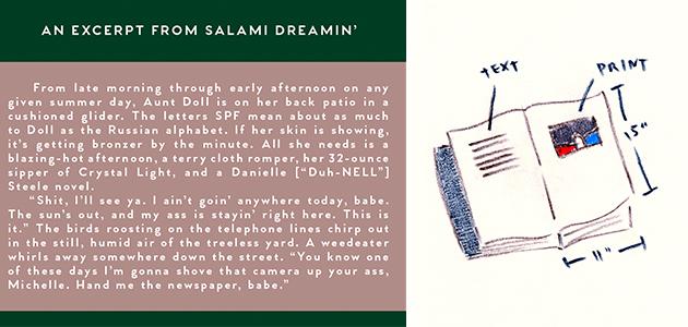 Salami Dreamin Excerpt