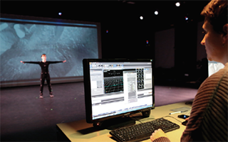 ACCAD Motion Capture Lab