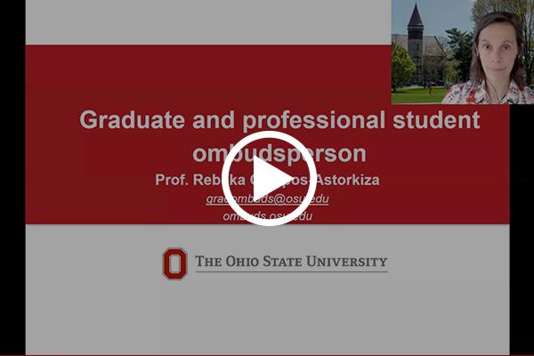 Ombudsperson Video