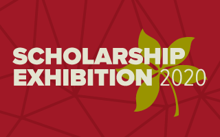 Scholarship Exhibition 2020