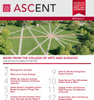 ASCENT Issue 2 2010 Cover