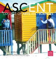 ASCENT Issue 2 2011 Cover