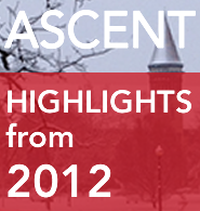 ASCENT 2012 Highlights Cover