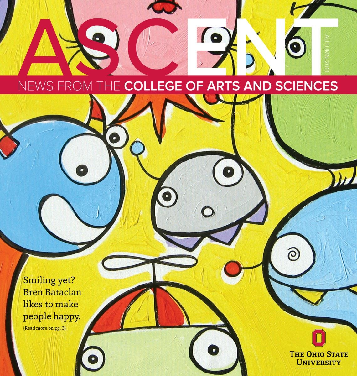 ASCENT AU13 Cover
